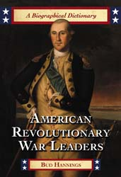 American Revolutionary War Leaders